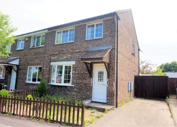 Thumbnail 3 bed semi-detached house for sale in Whitebeam Road, Southampton