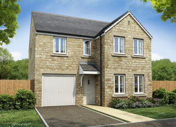 "Thumbnail 4 bed detached house for sale in ""Kendal"" at Knotts Drive, Colne"