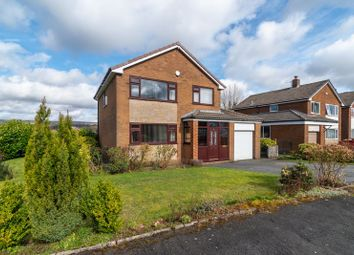 Thumbnail 4 bedroom detached house for sale in Amberley Close, Ladybridge, Bolton, Lancashire. Offered With No Chain