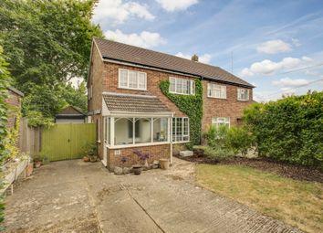 Thumbnail Semi-detached house for sale in Quarrendon Road, Amersham