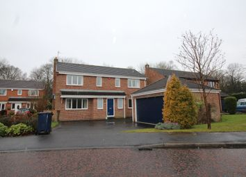 Thumbnail 4 bed detached house for sale in Breamish Drive, Washington