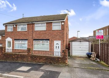 Thumbnail 3 bed semi-detached house for sale in Ganners Close, Moorside, Leeds