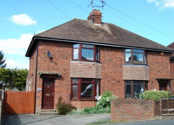 Thumbnail 3 bed semi-detached house for sale in Eversfield Road, Horsham