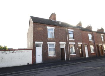 Thumbnail 3 bed end terrace house for sale in Stafford Street, Burton-On-Trent