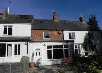 Thumbnail 2 bedroom terraced house for sale in Mount Pleasant, Uppingham Road, Oakham, Rutland