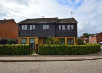 Thumbnail 4 bed detached house for sale in The Croft, Elsenham, Bishop's Stortford