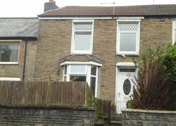 Thumbnail 2 bed terraced house to rent in Hopkinstown Road, Pontypridd
