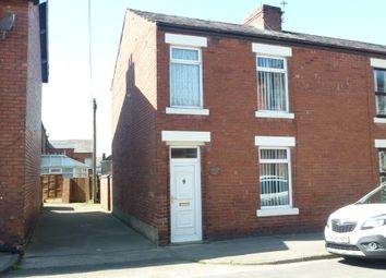 Thumbnail 2 bed end terrace house for sale in Eden Street, Leyland