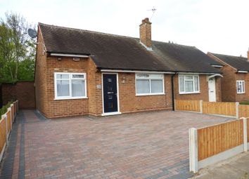 Thumbnail 1 bedroom semi-detached bungalow for sale in Heath Way, Hodge Hill, Birmingham
