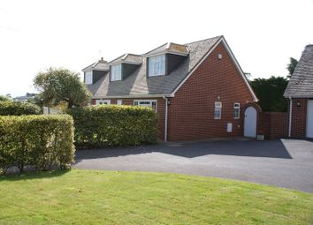 Thumbnail 3 bed detached house for sale in Hennapyn Road, Torquay