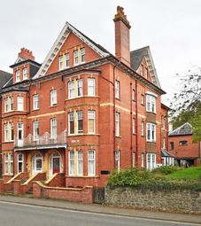 Thumbnail 1 bed flat to rent in Flat 2 Sandringham, Temple Street, Llandrindod Wells