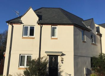 Thumbnail 4 bed semi-detached house for sale in Templar Place, Bovey Tracey, Devon