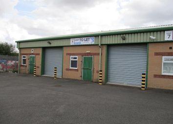 Thumbnail Light industrial to let in Unit 8 Dukeries Court, Hallcroft Ind Estate, Retford