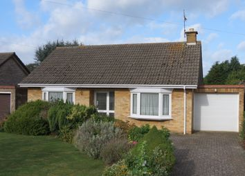 Thumbnail 2 bed detached bungalow to rent in Casworth Way, Ailsworth, Peterborough