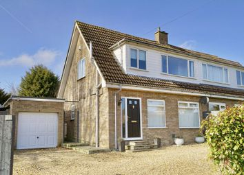 Thumbnail 2 bed semi-detached house for sale in Wilkinson Close, Eaton Socon, St. Neots