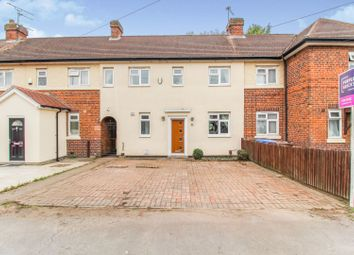 Thumbnail 3 bed terraced house for sale in Caxton Street, Derby