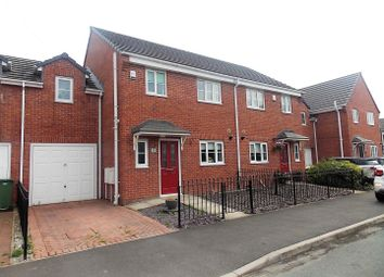 Thumbnail 3 bed mews house for sale in Hazel Road, Atherton, Manchester