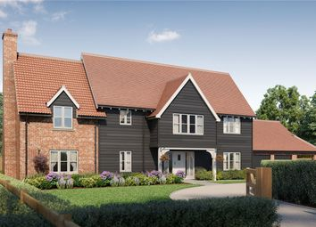 Thumbnail 4 bed detached house for sale in Hatfield Road, Langford, Maldon, Essex