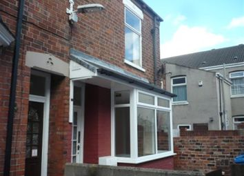 Thumbnail 2 bedroom terraced house to rent in Brentwood Villas, Perry Street, Hull