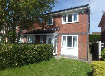 Thumbnail 4 bed link-detached house for sale in Airedale Close, Great Sankey, Warrington