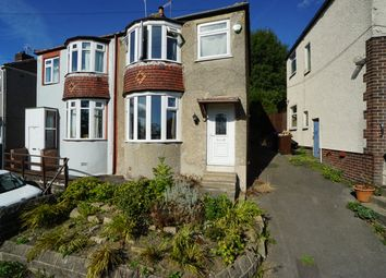 Thumbnail 2 bed semi-detached house for sale in Gleadless Road, Heeley, Sheffield