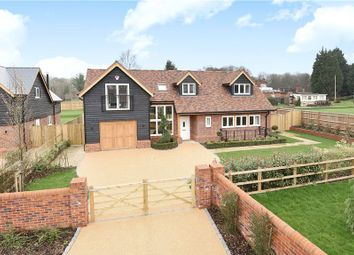 Thumbnail 4 bedroom detached house for sale in Bath Road, Littlewick Green, Berkshire