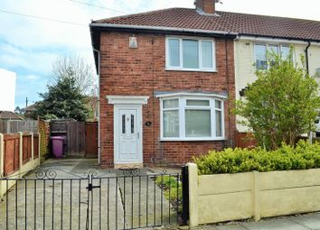Thumbnail 2 bed end terrace house to rent in Drake Crescent, Fazakerley, Liverpool