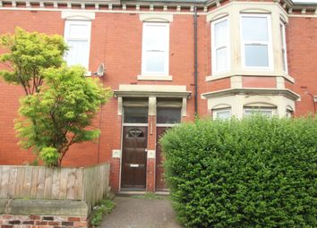Thumbnail 3 bed flat to rent in Addycombe Terrace, Newcastle Upon Tyne