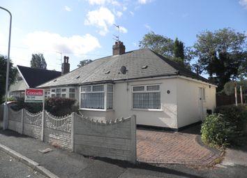 Thumbnail 2 bedroom bungalow to rent in Malins Road, Wolverhampton