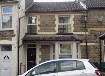 Thumbnail 2 bed terraced house for sale in Alexandra Road, Six Bells, Abertillery