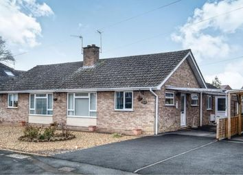Thumbnail 2 bed bungalow for sale in St. Andrew Road, Evesham, Worcestershire