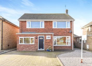 Thumbnail 4 bed detached house for sale in Harpe Close, Pinchbeck