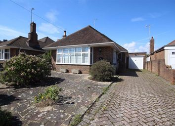 Thumbnail 2 bed detached bungalow for sale in Harvey Road, Goring-By-Sea, West Sussex