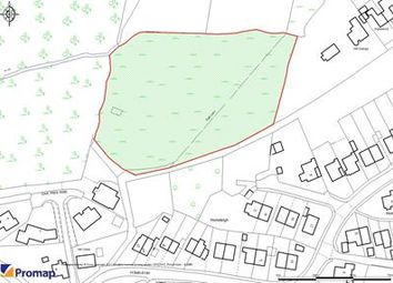Thumbnail Land for sale in Land Off Homeleigh, Homeleigh, Newbridge, Caerphilly