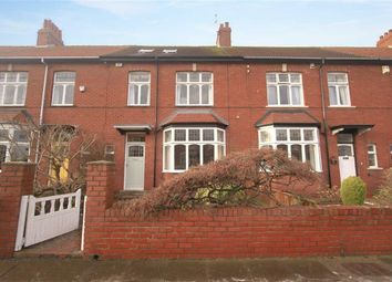 Thumbnail 5 bed terraced house for sale in Mill Grove, Tynemouth, North Shields