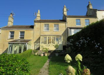 Thumbnail 3 bed terraced house for sale in Pleasant Place, Bathford, Bath