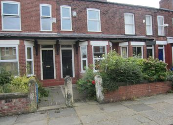 Thumbnail 2 bed terraced house to rent in Brookfield Avenue, Chorlton