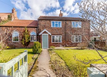 Thumbnail 4 bed detached house for sale in Tholthorpe, York