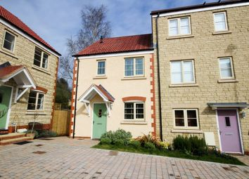 Thumbnail 3 bed end terrace house for sale in Abbey Mews, Hillesley Road, Kingswood, Wotton-Under-Edge