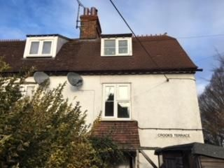 Thumbnail 2 bed cottage to rent in Crooks Terrace, Wantage