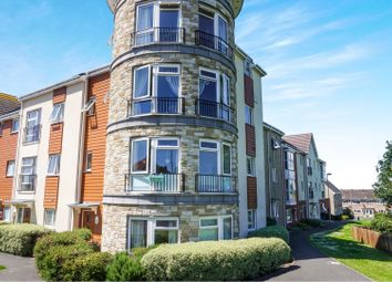 Thumbnail 2 bed flat for sale in Godric Road, Newport