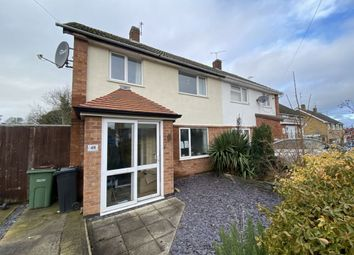 Thumbnail 3 bed semi-detached house to rent in Avondale Road, Wigston
