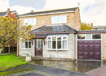 Thumbnail 3 bed detached house for sale in The Croft, Billinge, Wigan