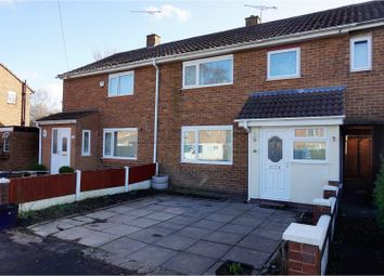 Thumbnail 3 bed terraced house for sale in Weston Grove, Chester