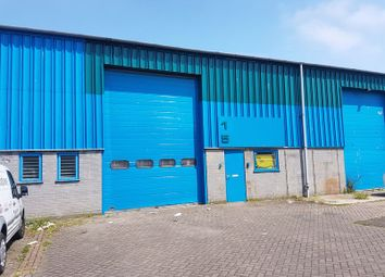 Thumbnail Light industrial to let in Blenheim Close, Pysons Road Industrial Estate, Broadstairs