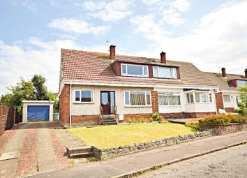 Thumbnail 3 bed semi-detached house for sale in Sycamore Crescent, Ayr