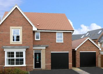 """Thumbnail 4 bed detached house for sale in """"Somerton"""" at Eastfield Road, Wellingborough"""
