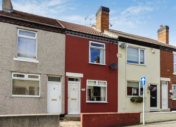 Thumbnail 3 bed terraced house for sale in Newhall Street, Cannock, Staffordshire