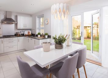 "Thumbnail 3 bed detached house for sale in ""Derwent"" at Beech Croft, Barlby, Selby"