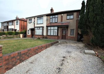Thumbnail 3 bed semi-detached house for sale in Breightmet Drive, Breightmet, Bolton